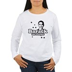 Barack the people Women's Long Sleeve T-Shirt