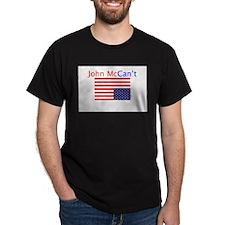 John McCan't T-Shirt