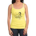 Barack the vote Jr. Spaghetti Tank