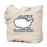 Barackin' in the USA Tote Bag