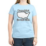 Barackin' in the USA Women's Light T-Shirt