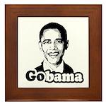 Gobama Framed Tile