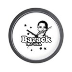 Barack the USA Wall Clock