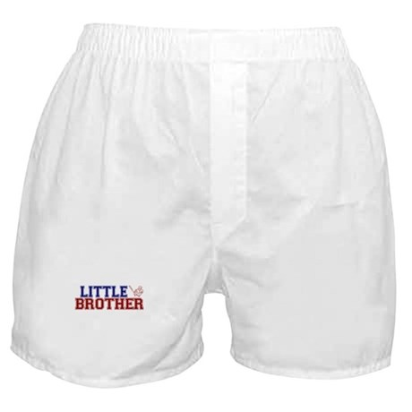 Little Brother Baseball Boxer Shorts
