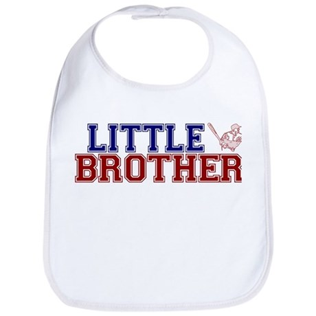 Little Brother Baseball Bib