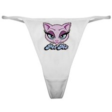 Cute Kittens Classic Thong