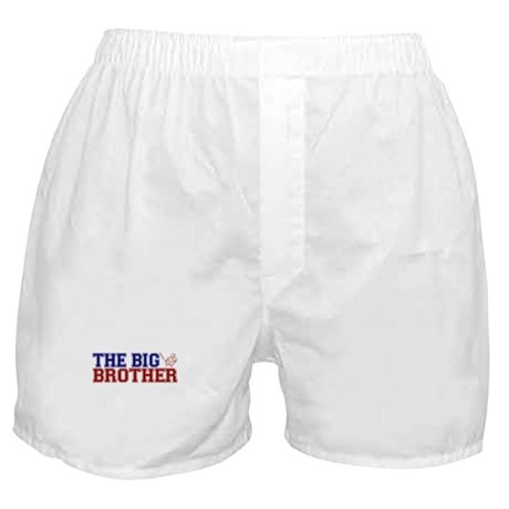 The Big Brother Baseball Boxer Shorts