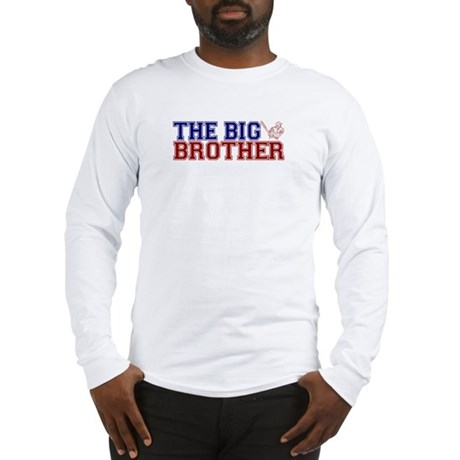 The Big Brother Baseball Long Sleeve T-Shirt
