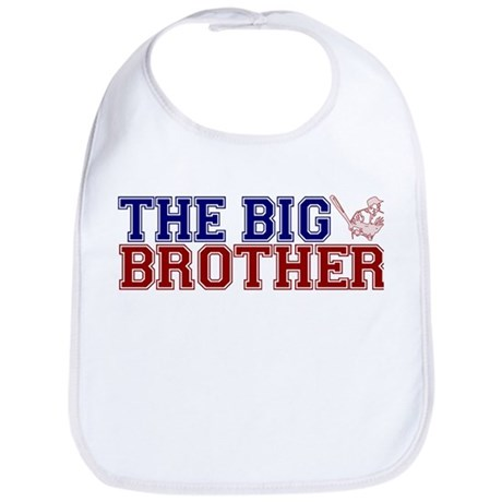 The Big Brother Baseball Bib