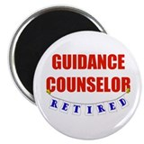 Retired Guidance Counselor Magnet