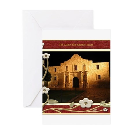 The Alamo #3 Greeting Card