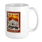 The Alamo #5 Large Mug
