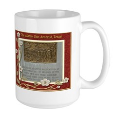 The Alamo #7 Large Mug
