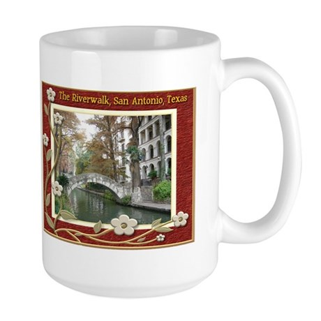 The Riverwalk #1 Large Mug