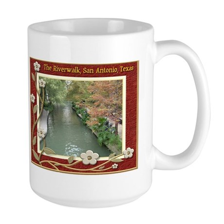 The Riverwalk #2 Large Mug