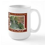 The Riverwalk #2 Large Mug