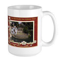 The Riverwalk #6 Large Mug