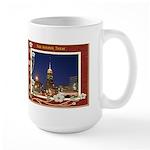 San Antonio Skyline #2 Large Mug
