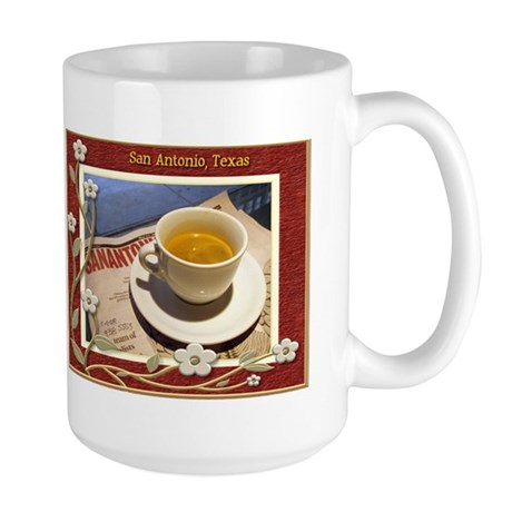 San Antonio - Relaxing Large Mug