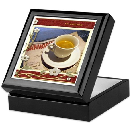 San Antonio - Relaxing Keepsake Box