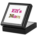 Eli's Mom  Keepsake Box