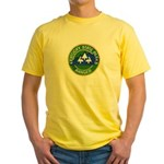 Kentucky Park Ranger Yellow T-Shirt