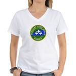 Kentucky Park Ranger Women's V-Neck T-Shirt