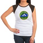 Kentucky Park Ranger Women's Cap Sleeve T-Shirt