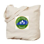 Kentucky Park Ranger Tote Bag