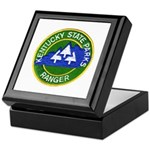 Kentucky Park Ranger Keepsake Box