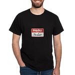 Painter Nametag Dark T-Shirt