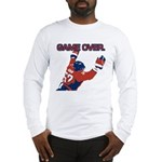 """Game Over"" Long Sleeve T"