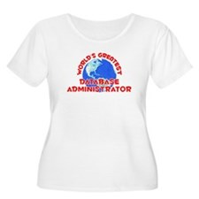 World's Greatest Datab.. (F) T-Shirt
