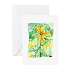 Flower Greeting Cards (Pk of 20)