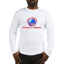 World's Greatest Docto.. (F) Long Sleeve T-Shirt