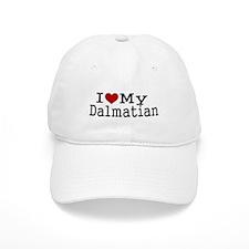 Dalmation Baseball Cap
