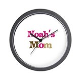 Noah's Mom  Wall Clock