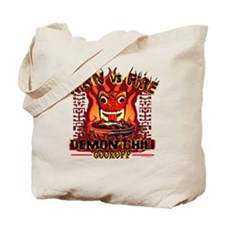 Demon Chili Tote Bag