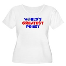 World's Greatest Priest (A) T-Shirt
