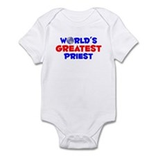 World's Greatest Priest (A) Onesie