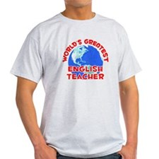 World's Greatest Engli.. (F) T-Shirt