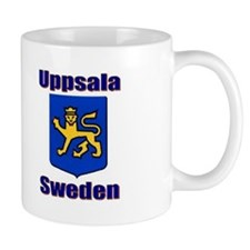 Uppsala Sweden Coffee Mug