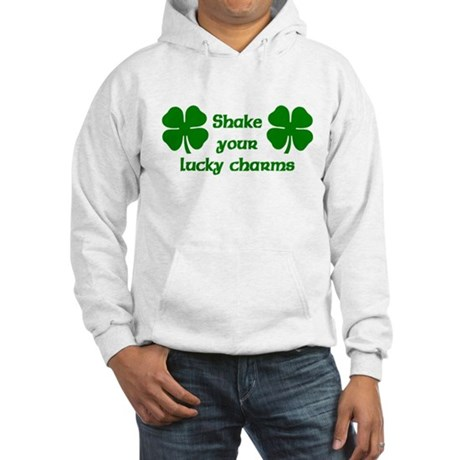 Shake your Lucky Charms Hooded Sweatshirt