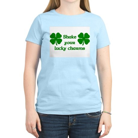 Shake your Lucky Charms Women's Light T-Shirt