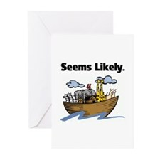 Seems Likely Greeting Cards (Pk of 20)