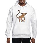 Cheeky Monkey Hooded Sweatshirt