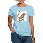 Cheeky Monkey Women's Light T-Shirt