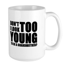 Unique Too young Mug