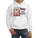Sexy Dental Hygienist 2005 Hooded Sweatshirt