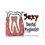 Sexy Dental Hygienist 2005 Postcards (Package of 8